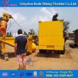 Macchinario/oro alluvionali di estrazione dell'oro che ricicla la lavatrice di /Gold della macchina da vendere