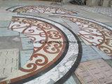 China-Marmormuster-Fliese für Vorhalle-Dekoration