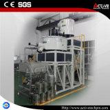 PVC垂直混合機械プラスチック高速ミキサー