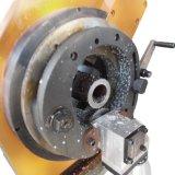 Tubo inossidabile fisso automatico della macchina utilizzata sulle fronti di taglio del tubo della tagliatrice del tubo