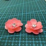 Accessorio 003 dell'indumento del fiore del Sequin