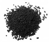 Cylindrique d'adsorbant Charbon activé pour le traitement de déchets gazeux