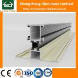 Los productos al por mayor revestidos del polvo de aluminio cubrieron perfiles de aluminio industriales