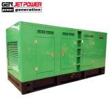 Cummins Engineはタイプディーゼル発電機セット80kwの無声発電機を囲んだ