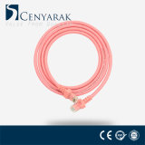 Personalizar la fabricación de cable de conexión de red CAT6 Patch Cable