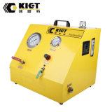매우 고압 유압 압축 공기를 넣은 기름 펌프
