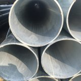 En10219 HDG Gi-rechteckige Gefäße galvanisierten der 21-406mm Durchmesser-Stahlrohr