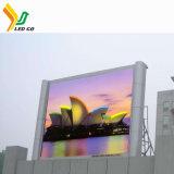 La energía solar Powered LED Interior Pantalla vallas para publicidad