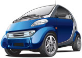 Stadt-langsames elektrisches Auto-Lithium-Batterie-Satz-System