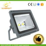 Lámpara LED plana impermeable al aire libre de Luz PAR