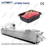 Machine de conditionnement de bonne qualité de boeuf de porc de viande de la Chine, la plupart d'emballage de l'atmosphère