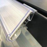 Fexible 주문을 받아서 만들어지는 새로운 디자인 LED 선반 빛 DC24V 길이