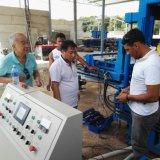 Automatischer hydraulischer konkreter Gehsteig, der den Block herstellt Maschine pflastert