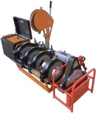 De volledige Automatische 6kw Machine van het Lassen van de Pijp van de Macht van de Input voor Pijpen 315400mm (HLQ400)
