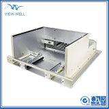 Metal de aluminio de la precisión del sistema de detección de fuego que estampa la parte
