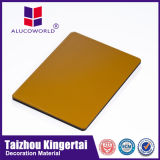 Alucoworldは材料ACPのPVDFによって塗られたアルミニウム合成の版を選んだ