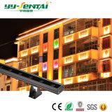 Luz impermeável ao ar livre da arruela da parede do diodo emissor de luz 24W para a iluminação da arquitetura