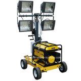 Mineração, Luzes de Torre de construção para utilização portátil