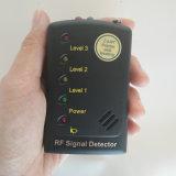 Detector de sinal de RF de detecção de câmara de fio rígido Laser-Assisted Indicação de sentido a sensibilidade superior Anti-Wiretap Detector Bug All-Round Finder