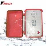 Koontech VoIP Emergency im Freien wasserdichtes Telefon des Telefon-IP66 SIP