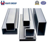 Tubo del tubo della saldatura dell'acciaio inossidabile di ASTM A554 al prezzo all'ingrosso