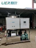 Macchine di ghiaccio del tubo dello SGS 20t/D per il prodotto acquatico Preservatio