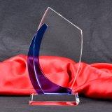 Premio di cristallo del trofeo del rifornimento della fabbrica di Pujiang