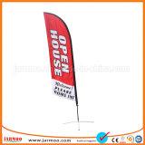 昇進の安い昇進の防水赤い上陸海岸表示旗