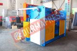 Scherende Maschine der Guillotine-Wc67y-80t/4000 verwendet für Ausschnitt-Blech
