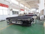 Machine de découpage alimentante automatique de laser de textile de long rideau