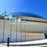 Pierre de marbre léger en aluminium Panneaux d'Honeycomb Villa de luxe Club// Hall
