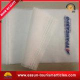 Fabbrica non tessuta bianca poco costosa dei coperchi di sede di abitudine