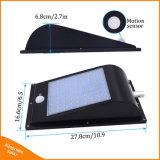 IP65 1000内腔81 LEDsの統合された太陽街灯の屋外の動きセンサー太陽ランプ