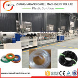 A selagem macia do PVC descasca a máquina da extrusão das correias/linha de produção plástica do perfil