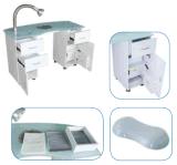 Berufsform Ikea Manicure Tisch-Nagel-Schreibtische (WT3481-D)