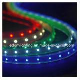 Disco 12V 24V 3528 60светодиодов/м, белый, красный, зеленый, синий желтого цвета Фиолетовый светодиодный индикатор Рождества гибкой полосы света