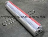 Bannière escamotable Stand/aluminium Double Sided Roll up Stand de bannière