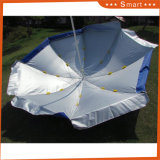 """52 """" *8Kの大きいサイズの防風のカスタム広告の傘"""
