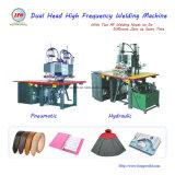 sacchetti impermeabili del PVC della saldatura ad alta frequenza 5kw che fanno macchina
