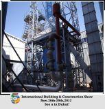 Fábrica del polvo del yeso del gas natural