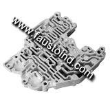 Изготовление на заказ заливки формы тела клапана автомобиля алюминиевое