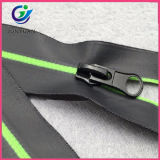 Zipper de nylon impermeável do fabricante de China