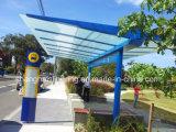 Moderne Schutz-Entwürfe, Straßen-Schutz, Bushaltestelle-Schutz-Pläne