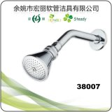 38007 cabeças chapeadas cromo econômicas e da qualidade do zinco de chuveiro