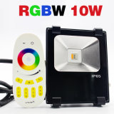 2018 neuestes Flut-Licht RGB-10W LED, 5 Jahre Garantie RGB-LED PFEILER Flut-Licht-