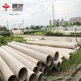 Pipe d'évacuation de PVC municipale Using l'ajustage de précision de pipe de PVC