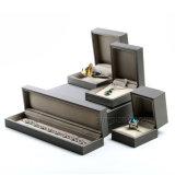 Cadre de empaquetage de modèle d'usine de cadeau décoratif de luxe de bijou pour Madame