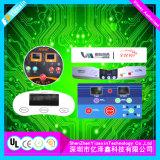 El panel modificado para requisitos particulares de la pantalla táctil de Capactitive para la aplicación electrónica
