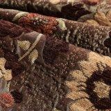 Nueva tela del seguidor del Chenille del color para la cubierta del sofá