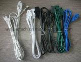 12 pies de ETL Nom Spt-2 16/2g de la extensión de cable eléctrico de interior aprobado